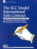 Cover of: The Icc Model International Sale Contract