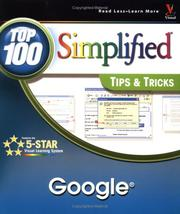 Cover of: Google