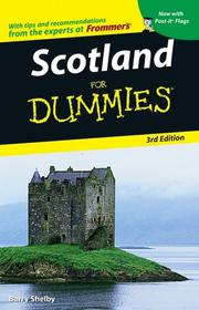 Cover of: Scotland For Dummies