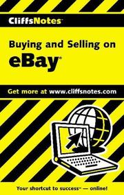 Cover of: Buying and Selling on eBay