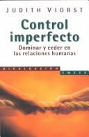 Cover of: Control imperfecto