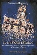 Cover of: El país que estalló