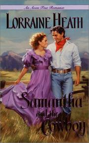 Cover of: Samantha and the cowboy