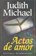 Cover of: Actos de Amor