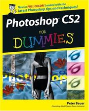 Cover of: Photoshop CS2 For Dummies
