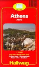 Cover of: Rand McNally Hallwag Athens City Map |