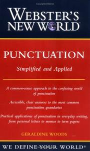 Cover of: Webster's New World punctuation