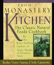 Cover of: From a monastery kitchen