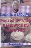 Cover of: Pastas, Pates, Sandwiches y Canapes