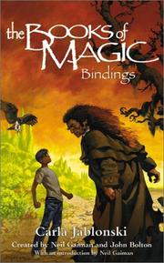 Cover of: The Books of Magic #2: Bindings (The Books of Magic)