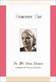 Cover of: Dorothy Day