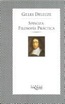 Cover of: Spinoza