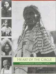 Cover of: Heart of the circle: photographs of Native American women