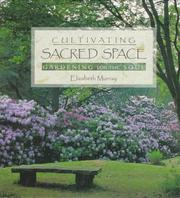 Cover of: Cultivating sacred space