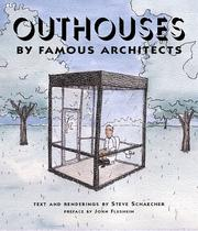 Cover of: Outhouses by famous architects