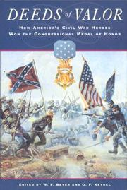 Cover of: Deeds of Valor |