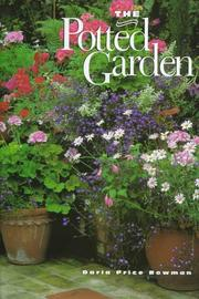 Cover of: The Potted Garden