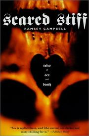 Cover of: Scared Stiff: tales of sex and death