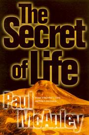 Cover of: The secret of life