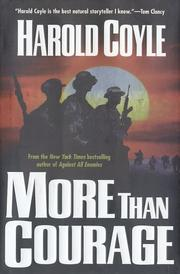 Cover of: More than courage