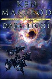 Cover of: Dark light