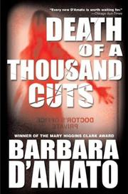 Cover of: Death of a thousand cuts