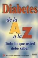 Cover of: Diabetes de la A a la Z