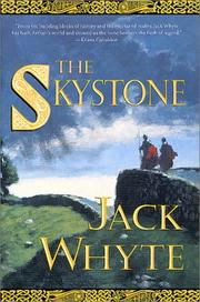 Cover of: The Skystone (The Camulod Chronicles, Book 1)