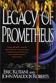 Cover of: The Legacy of Prometheus
