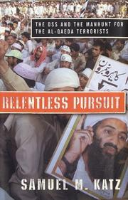 Cover of: Relentless pursuit