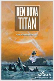 Cover of: Titan: Planet Novel 5 (Bova, Ben (Spoken Word))