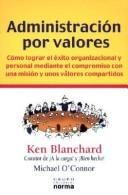 Cover of: Administracion Por Valores