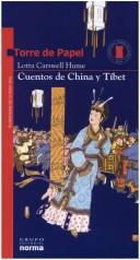 Cover of: Cuentos De China Y Tibet