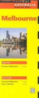 Cover of: Periplus Travel Maps Melbourne | Perilplus