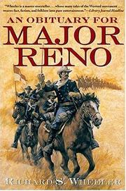 Cover of: An obituary for Major Reno