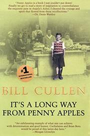 It's a long way from penny apples by Bill Cullen