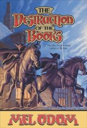 Cover of: The Destruction of the Books