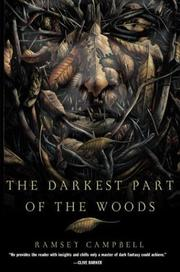 Cover of: The darkest part of the woods