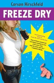 Cover of: Freeze dry