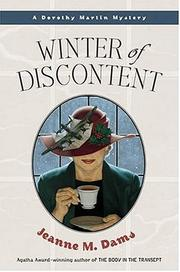Cover of: Winter of discontent | Jeanne M. Dams