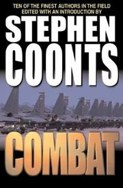 Cover of: Combat | Stephen Coonts