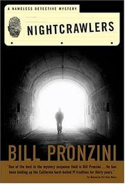 Cover of: Nightcrawlers: a nameless detective novel