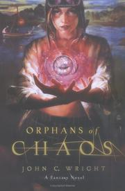 Cover of: Orphans of chaos