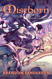 Cover of: The Final Empire (Mistborn, Book 1)