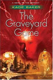 Cover of: The Graveyard Game (The Company)
