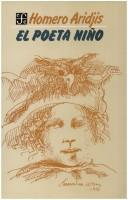 Cover of: El Poeta Nino (the Child Poet)