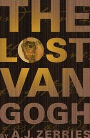 Cover of: The lost Van Gogh | A. J. Zerries