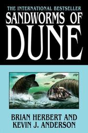 Cover of: Sandworms of Dune