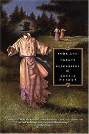 Cover of: Four and twenty blackbirds