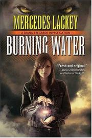 Cover of: Burning water
